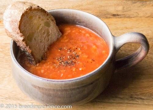 Pappa al Pomodora - Tuscan Tomato Bread Soup