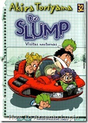 P00032 - Dr. Slump #32