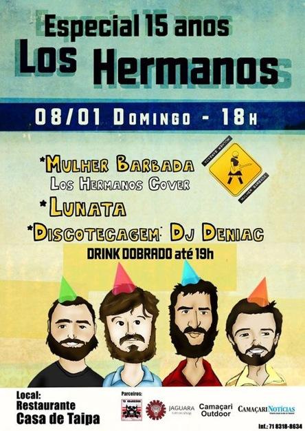deniac_los hermanos_lunata