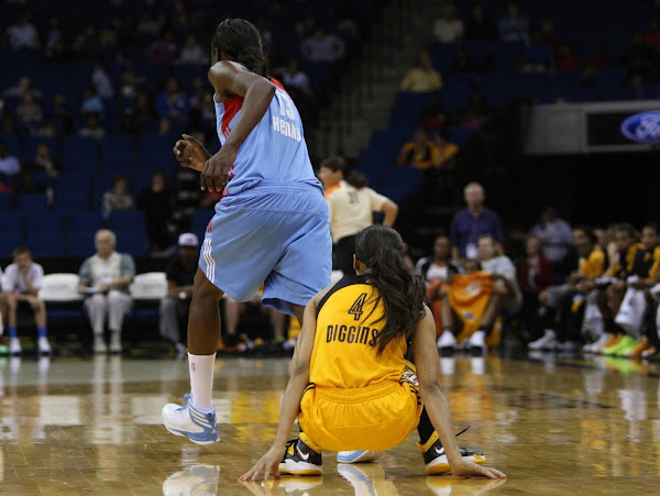 Skylar Diggins Rocks Soldier VII Tulsa Shock Away PE in WNBA Debut