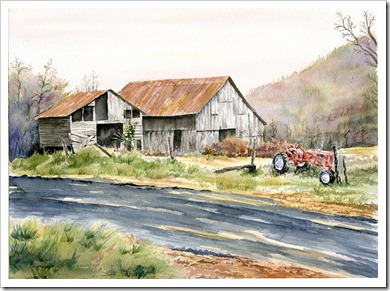 tobacco barn paul buford