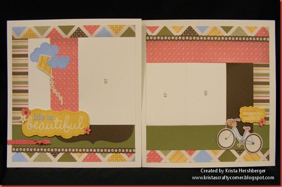 Mayberry My stickease layout