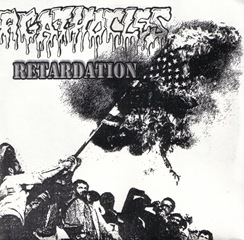 Agathocles_(Retardation)_&_Bloodred_Bacteria_(Spiced_With_Elektrokill)_Split_7''_ag_front
