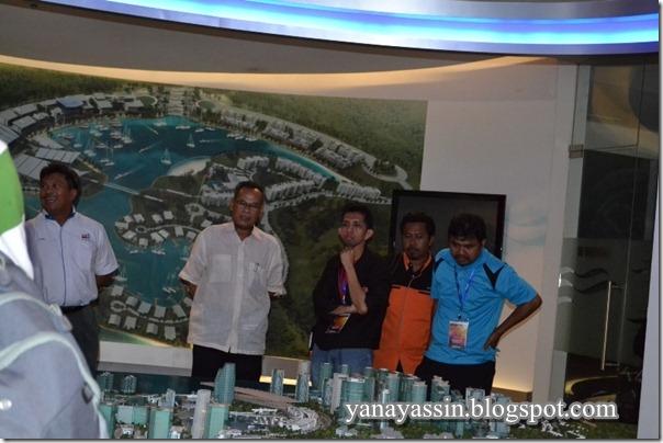 Puteri Harbour111Nusajaya Johor Bharu
