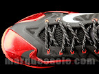 nike lebron 11 gr black red 4 05 New Photos // Nike LeBron XI Miami Heat (616175 001)