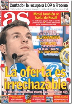 portada as la oferta es irrechazable