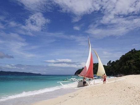 Puka, Boracay, Filipinas