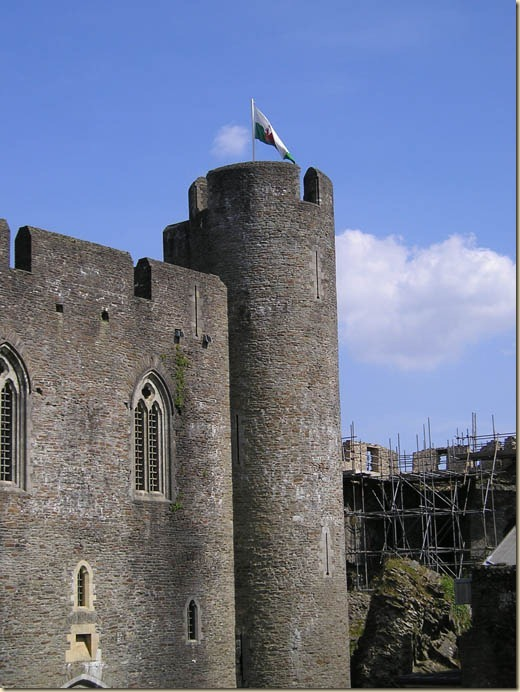 caerphilly castle21