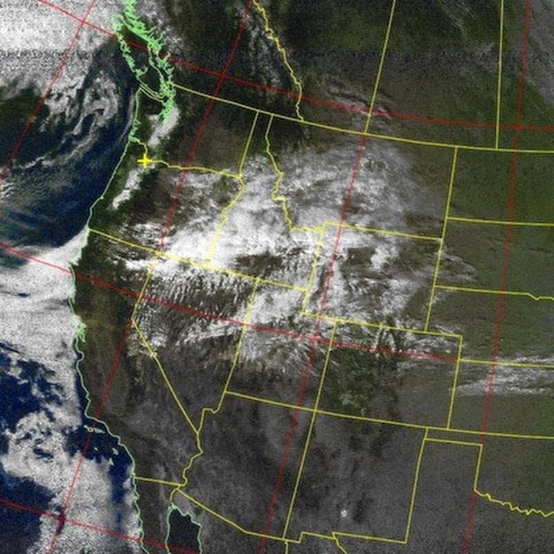 Download Images Straight from NOAA Weather Satellites