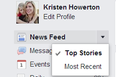 How to make facebook's changes slightly less annoying