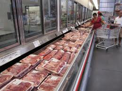 Costco Meat Counter