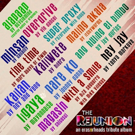 The Reunion_OST CD Cover