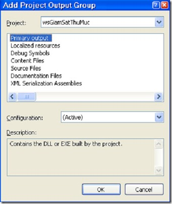 xay dung windows service trong C#