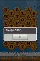 Screenshot of Wordaholic - Free Word Search