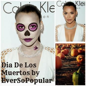 Dia De Los Muertos Naya Rivera