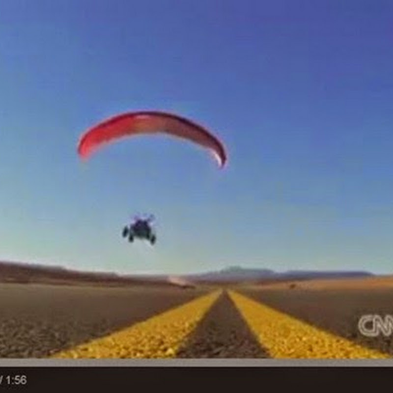 Το Dune Buggy που μπορεί να πετάξει