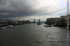 Blick von der London Bridge zur Tower Bridge breit