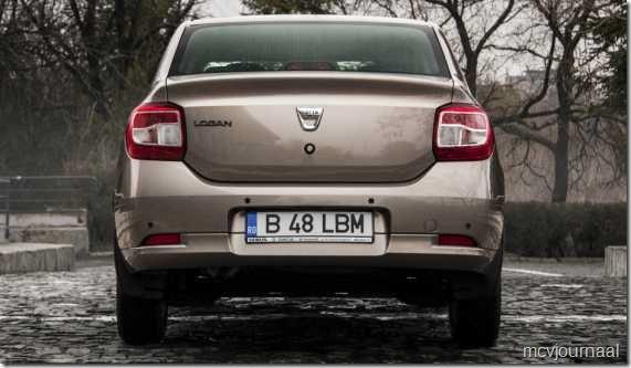 Dacia Logan Sedan 2013 06