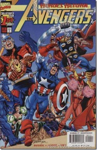 2011-08-26 - Avengers - Erase una vez un Avenger