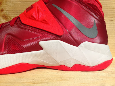 nike zoom soldier 7 tb gym red 1 05 Closer Look at Nike Zoom Soldier VII Team Bank Styles