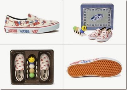 VANSX Rollicking 2014 - Slip On V98RK Premium F13 Bear Dog M. - 12600 Yen 04