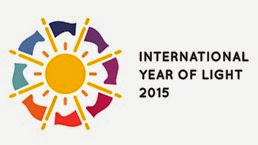 Logo of the International Year of Light 2015 (horizontal)