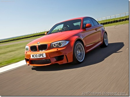 BMW 1-Series M Coupe UK Version6