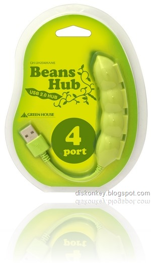 Beans USB hub