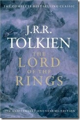 #3:  The Lord of the Rings