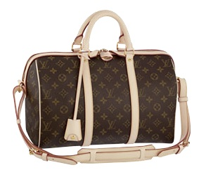 This is the perfect size for a weekend trip. (louisvuitton.com)