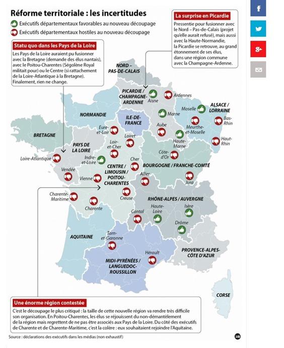 Mapa de las revòltas
