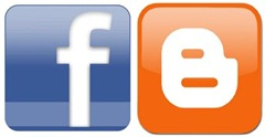Facebook and Blogger FB