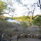 Mkulumadzi Lodge,Lagerfeuerplatz © Foto: René Schmidt | Outback Africa Erlebnisreisen
