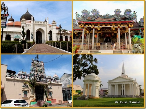 Penang Historical Attractions