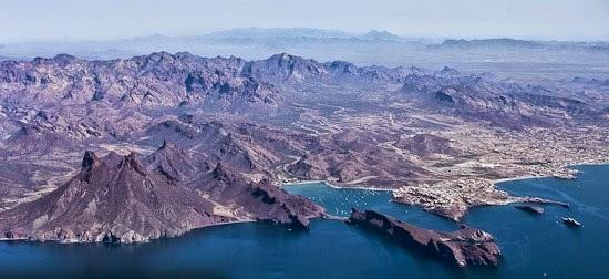 Guaymas Aerial View