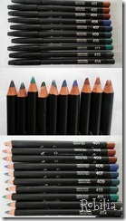 glamorous eye pencil kiko