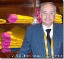 Antonio López (sastre de toreros)