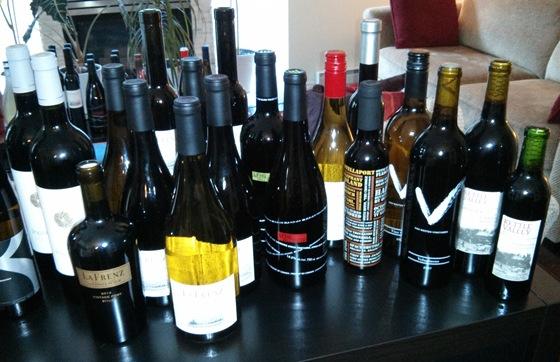 Penticton & Naramata Bench Wines