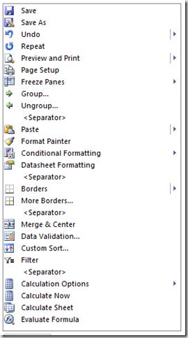 Excel2013lint-names