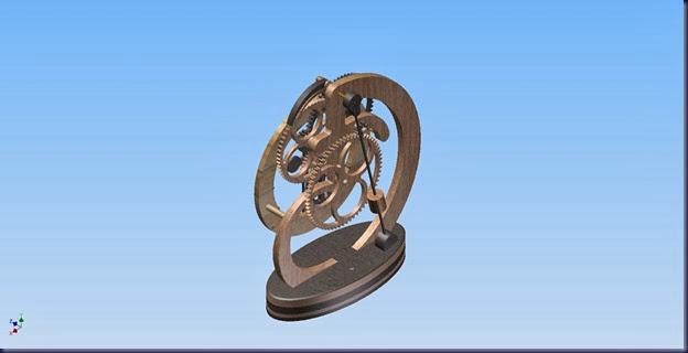 Toucan Clock2