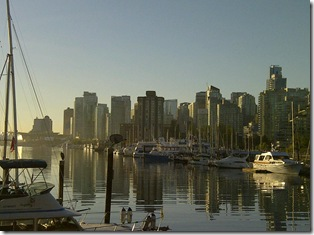 Vancouver Run 9.7.12