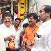 Governor Visit AM Rathnam SBaba Temple Stills 2012