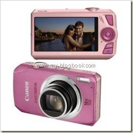 Pink-Canon-IXUS-1000-HS