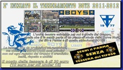tesseramento boys 2011 12
