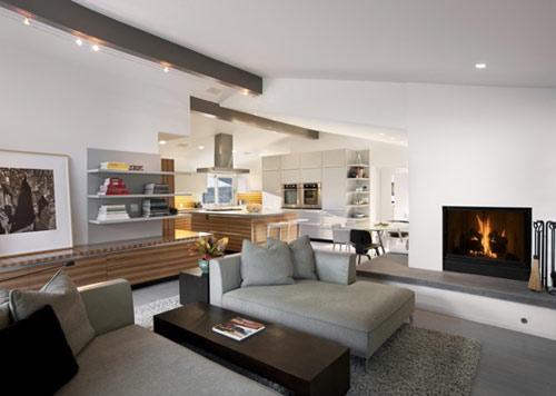 deco salon style moderne | Idee Deco Maison