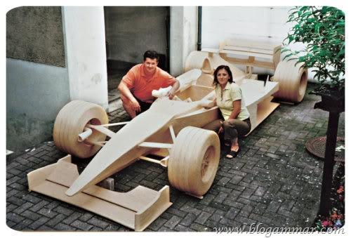 kereta daripada mancis