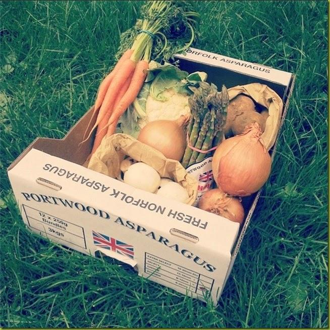 Norfolk veg box