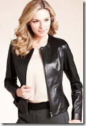 Autograph Leather Jacket