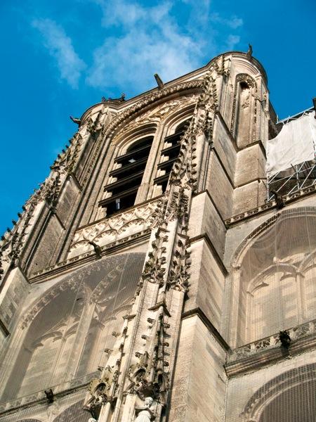 2011 07 25 Voyage France La cathédrale de Bourges