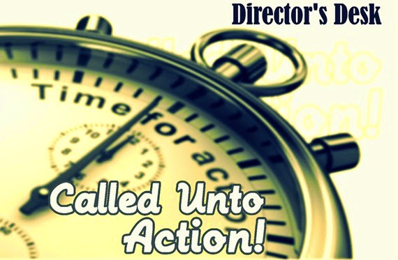 Called Unto Action_The CALL